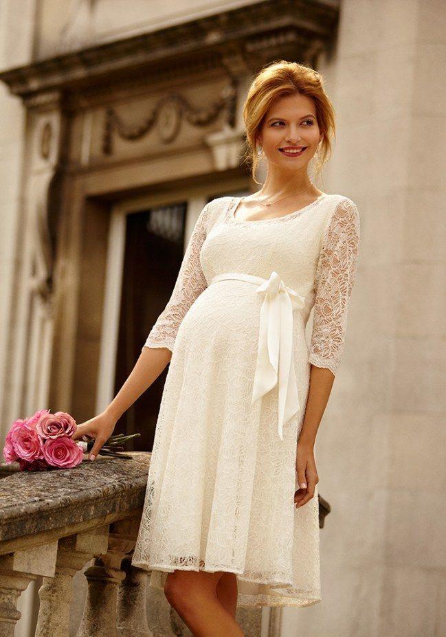 Brautkleider Für Mamis Die Schönste Umstandsmode Zur
