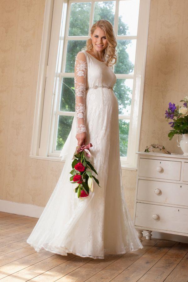 Brautkleider Für Schwangere  Brautkleider Für Schwangere
