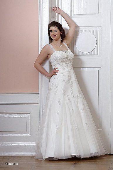 Brautkleider Große Größen Festliches In Übergröße  Seite