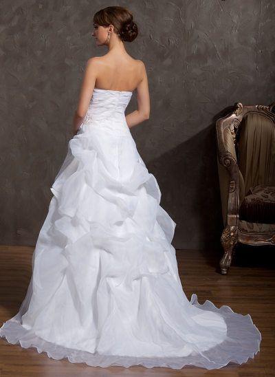 Brautkleider  Kleid Hochzeit Ballkleid Und Brautkleider