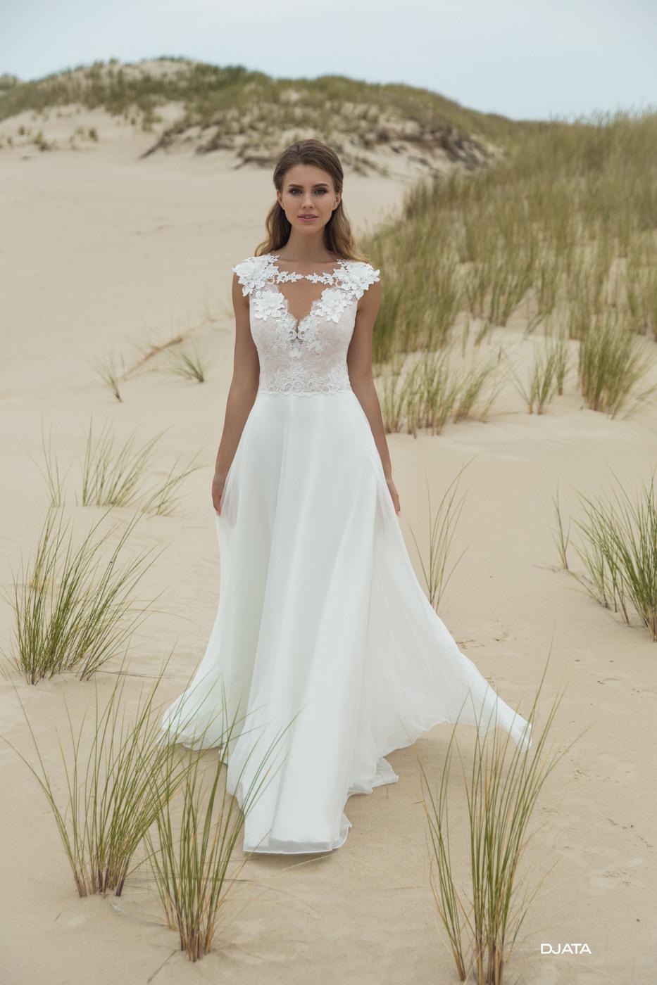 Brautkleider Schlicht Vintage