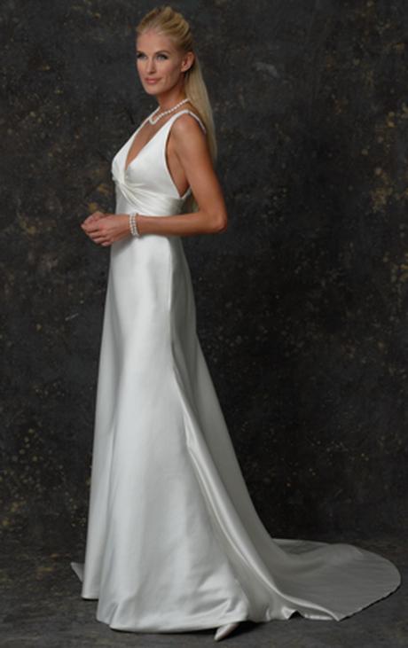 Brautkleider Seide