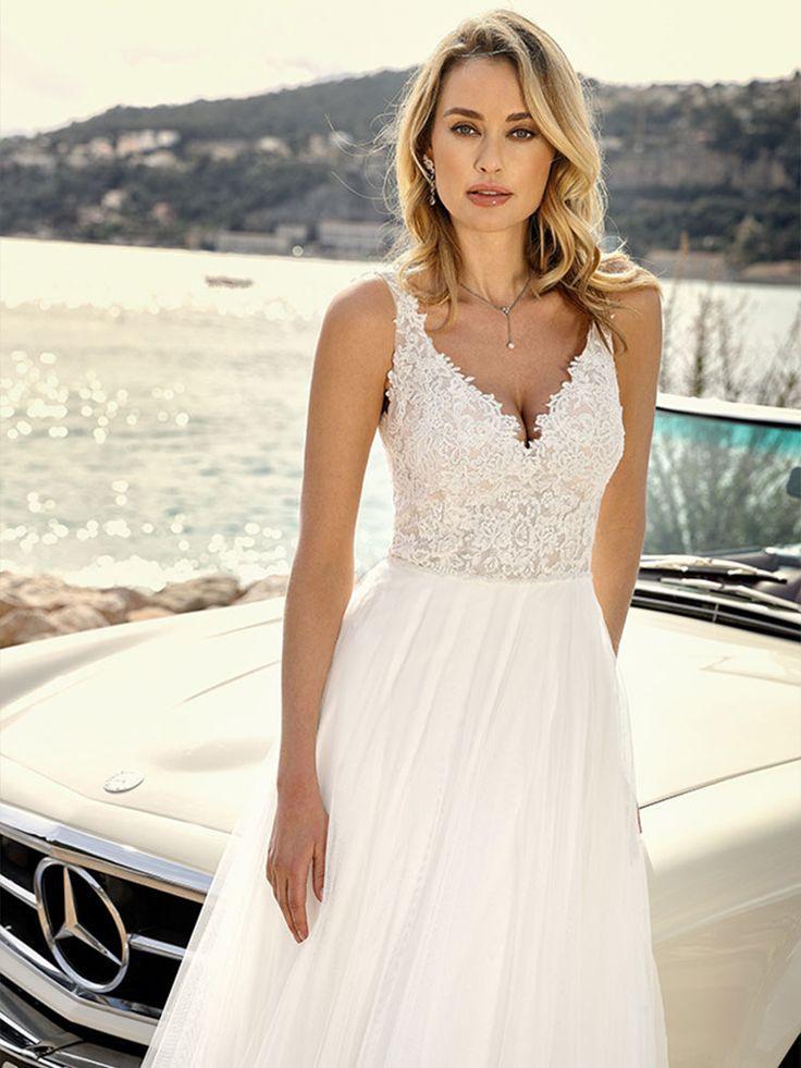 Brautkleider Stile  Hochzeitskleid Brautmode