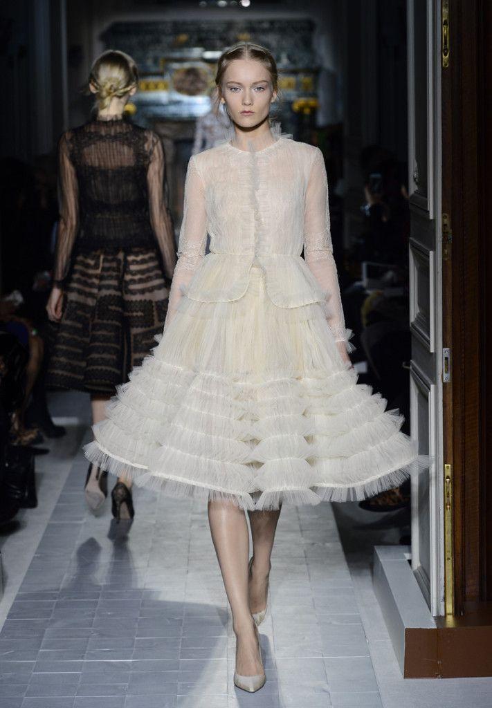 Brautkleider Valentino  Brautkleid Madeleine  Weiße