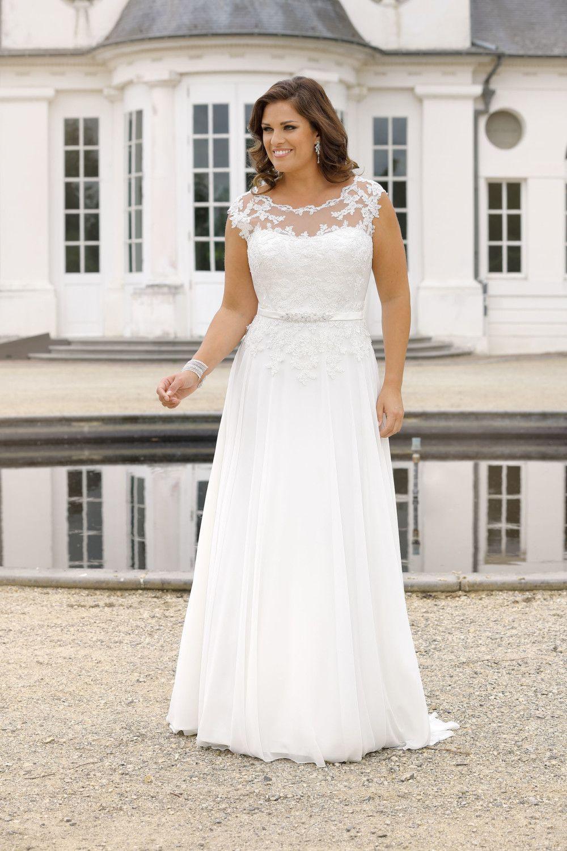 Brautkleider Xxl  Hochzeitskleider Xxlladybird