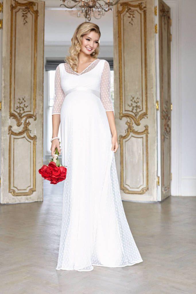 Brautmode  Bebe Umstandsmode  Brautmode Kleid Hochzeit