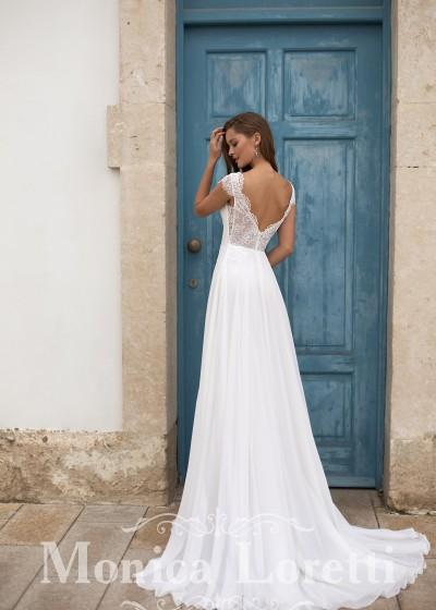 Brautmode  Brautmode Kleid Hochzeit Brautkleid Vintage