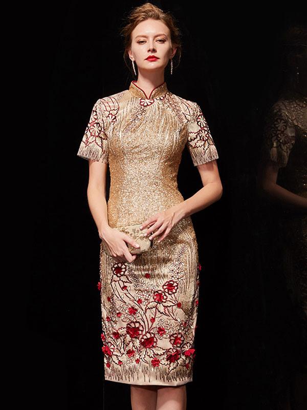 Brautmutterkleider Etui Abendkleider Für Hochzeit