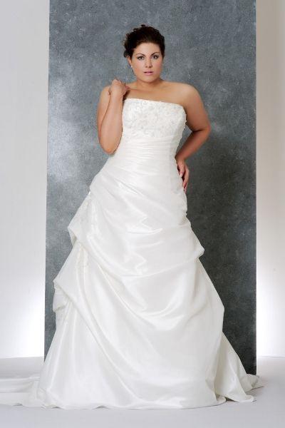 Brautschau Xxl  Hochzeitskleider In Großen Größen