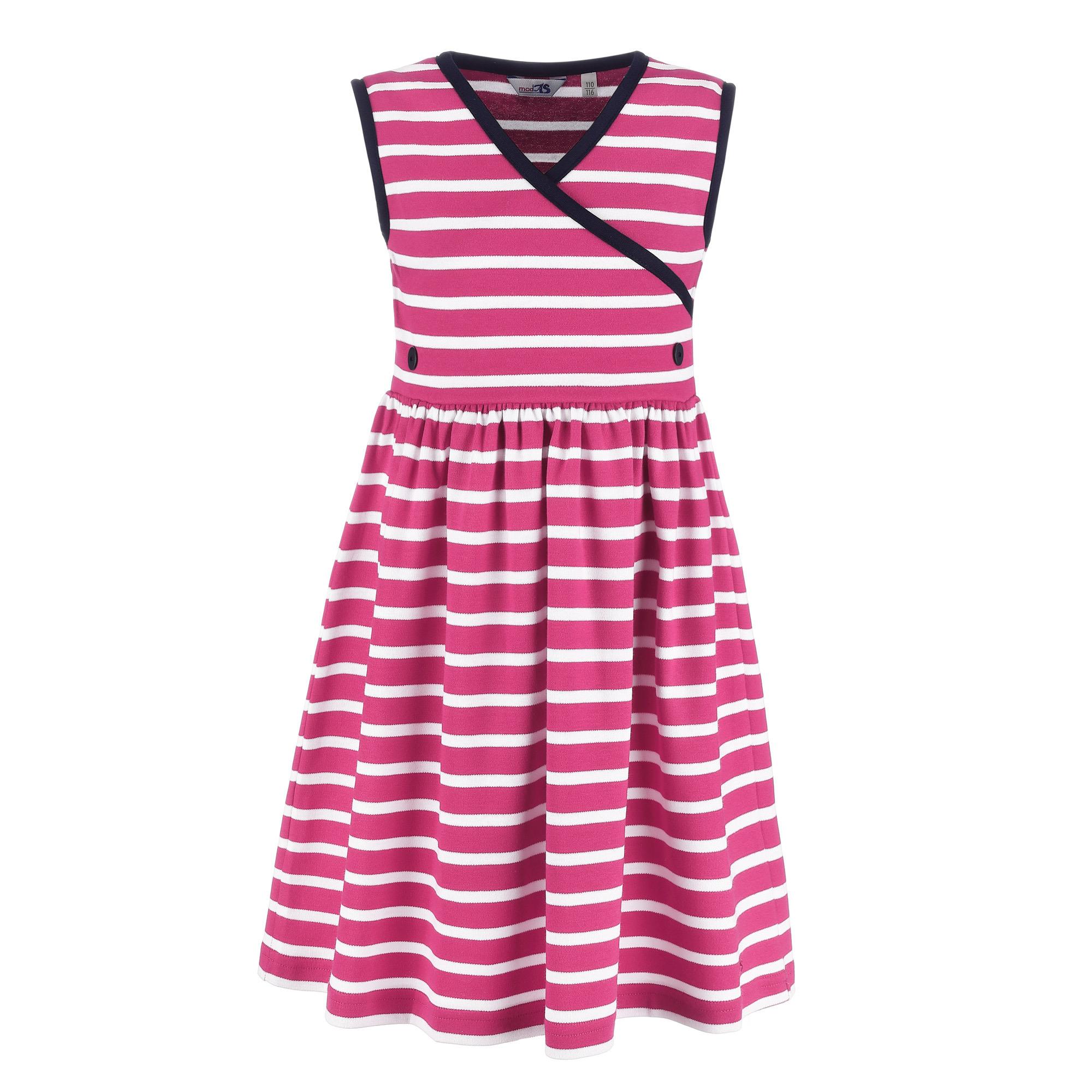 Bretonisches Kinderkleid  Mädchenkleider  Maritime