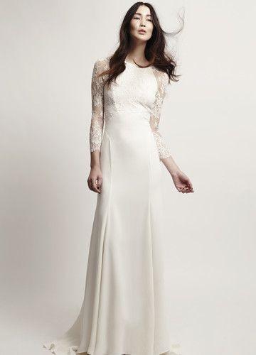 Bridal Couture 2014 Kaviar Gauche Petite Fleur  Elle