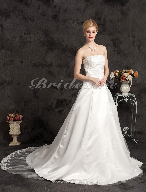 Bridesire  Brautkleider 2017 Hochzeitskleider Günstig