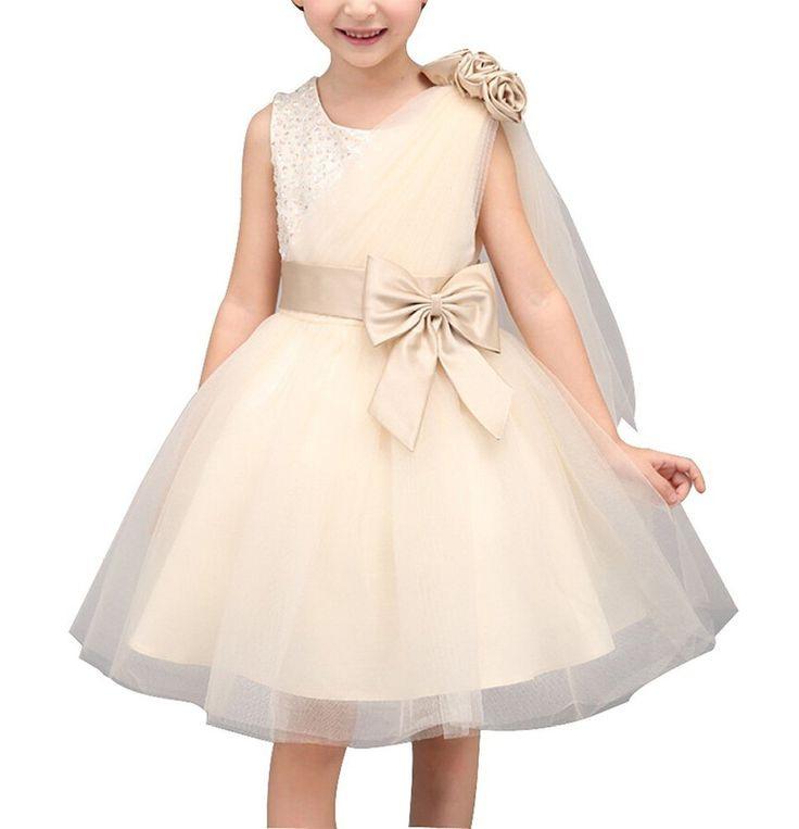 Brinny Prinzessin Mädchen Kleid Blumenkind Kleider
