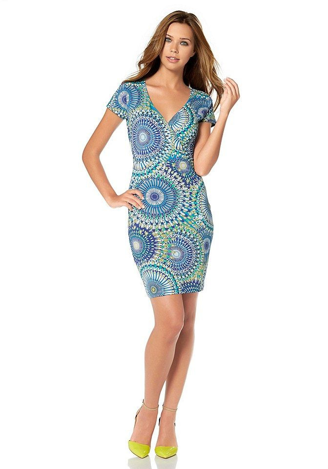 Buffalo Jerseykleid  Kleider Damenmode Damen Mode