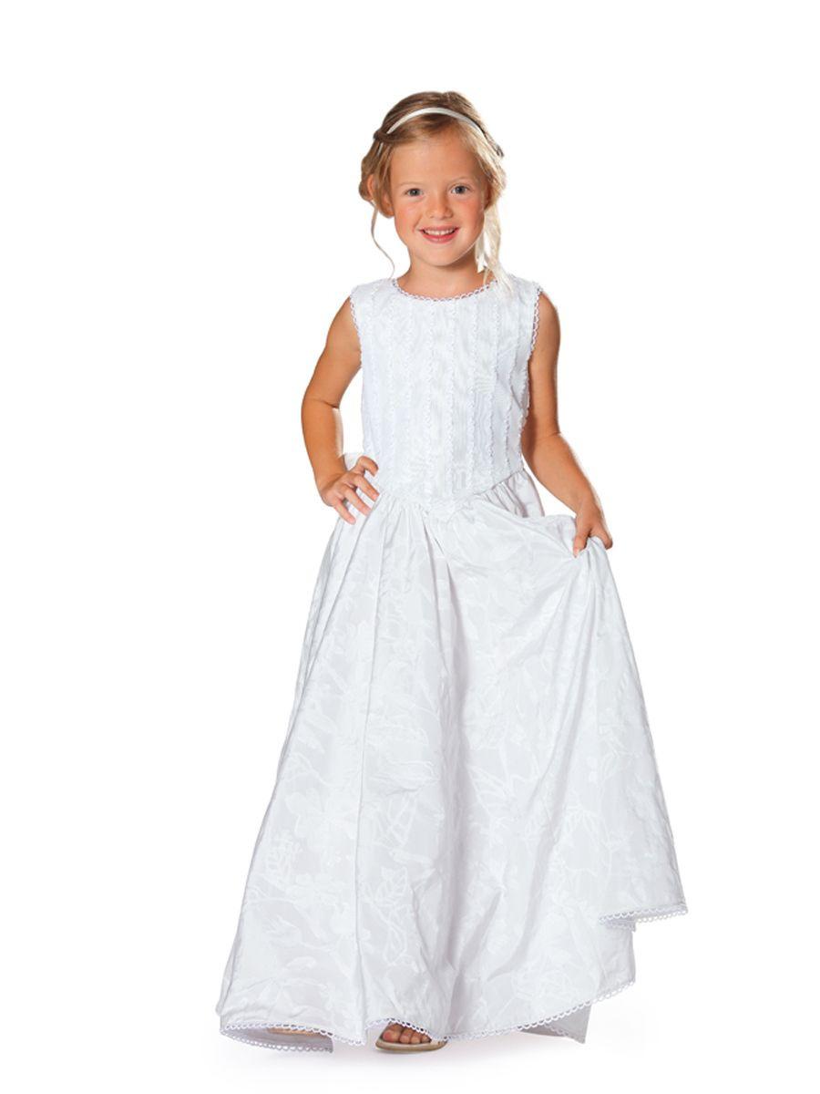 Burda Style Schnittmuster Mädchenkleider Und Ärmellos F