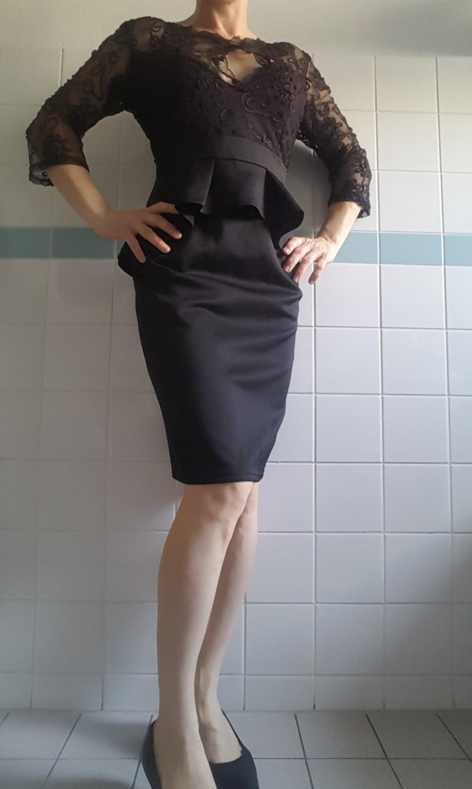 Business Elegantes Kleid M  Kleider Ideen