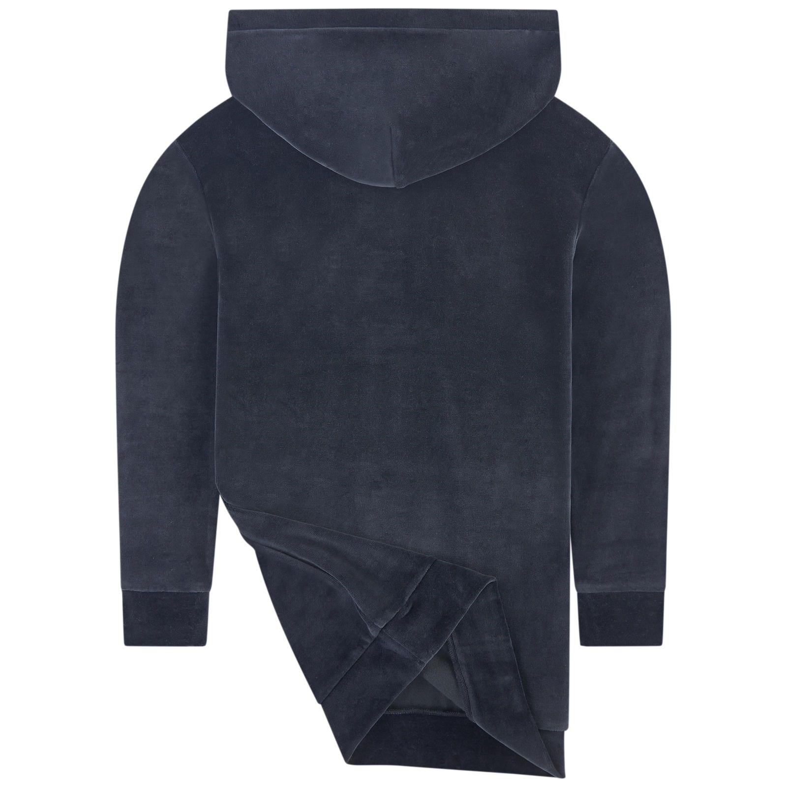 Calvin Klein  Sweatkleid Mit Kapuze Und Logo  Melijoe