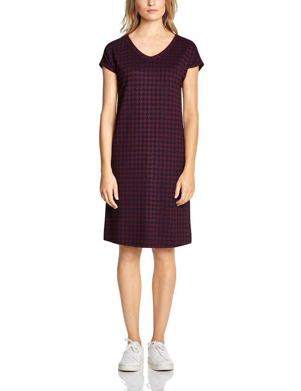 Cecil Minikleider Frauen B142508 Dunkelblau  Outfits24De