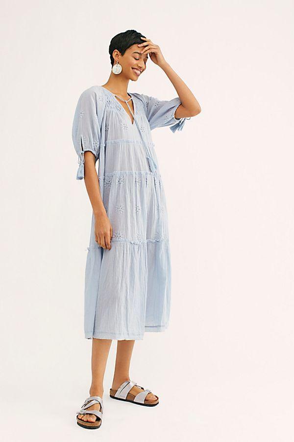 Celestial Skies Midi Dress In 2020  Midi Dress Soft