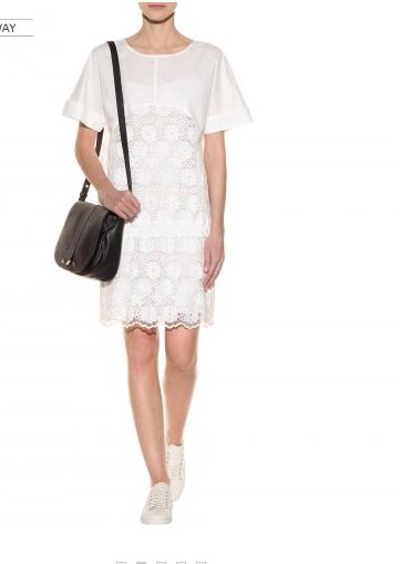 Chloe Kleid  Kleidung Tuch