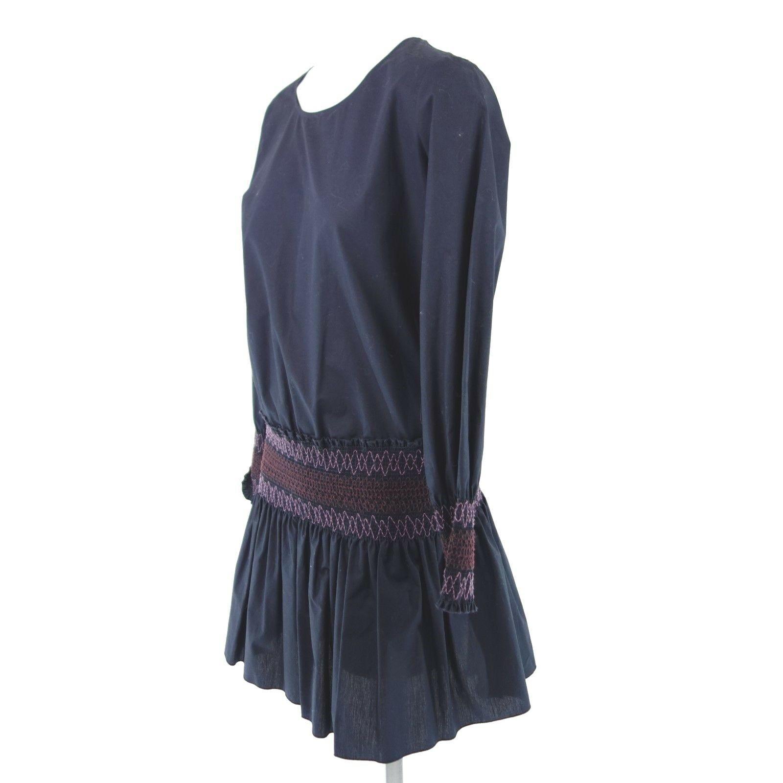 Chloe Seechloé Damen Tunika Kleid S6Aro11S6A006 38