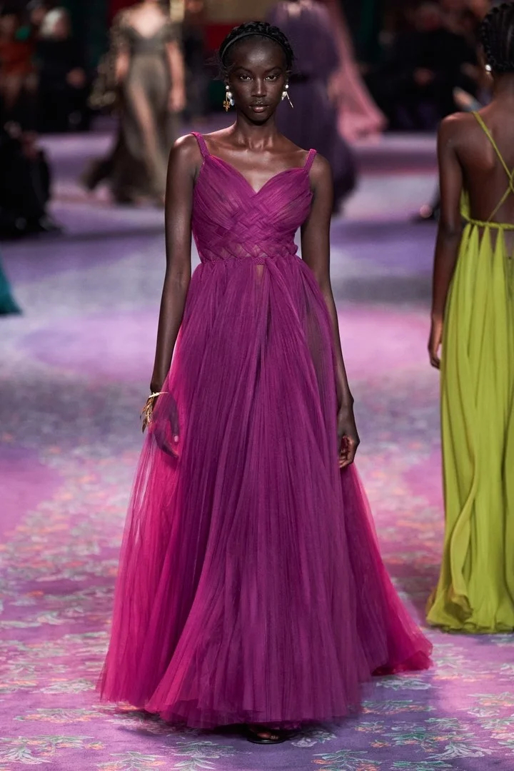 Christian Dior Frühjahr/Sommer 2020 Haute Couture