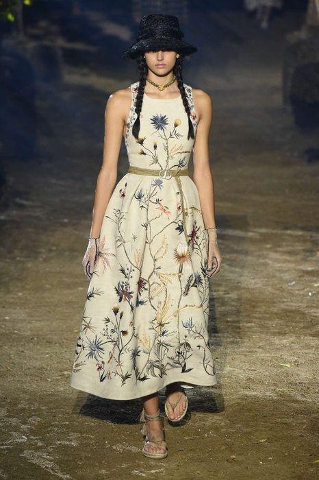 Christian Dior Frühjahr/Sommer 2020 Womenswear  Fashion