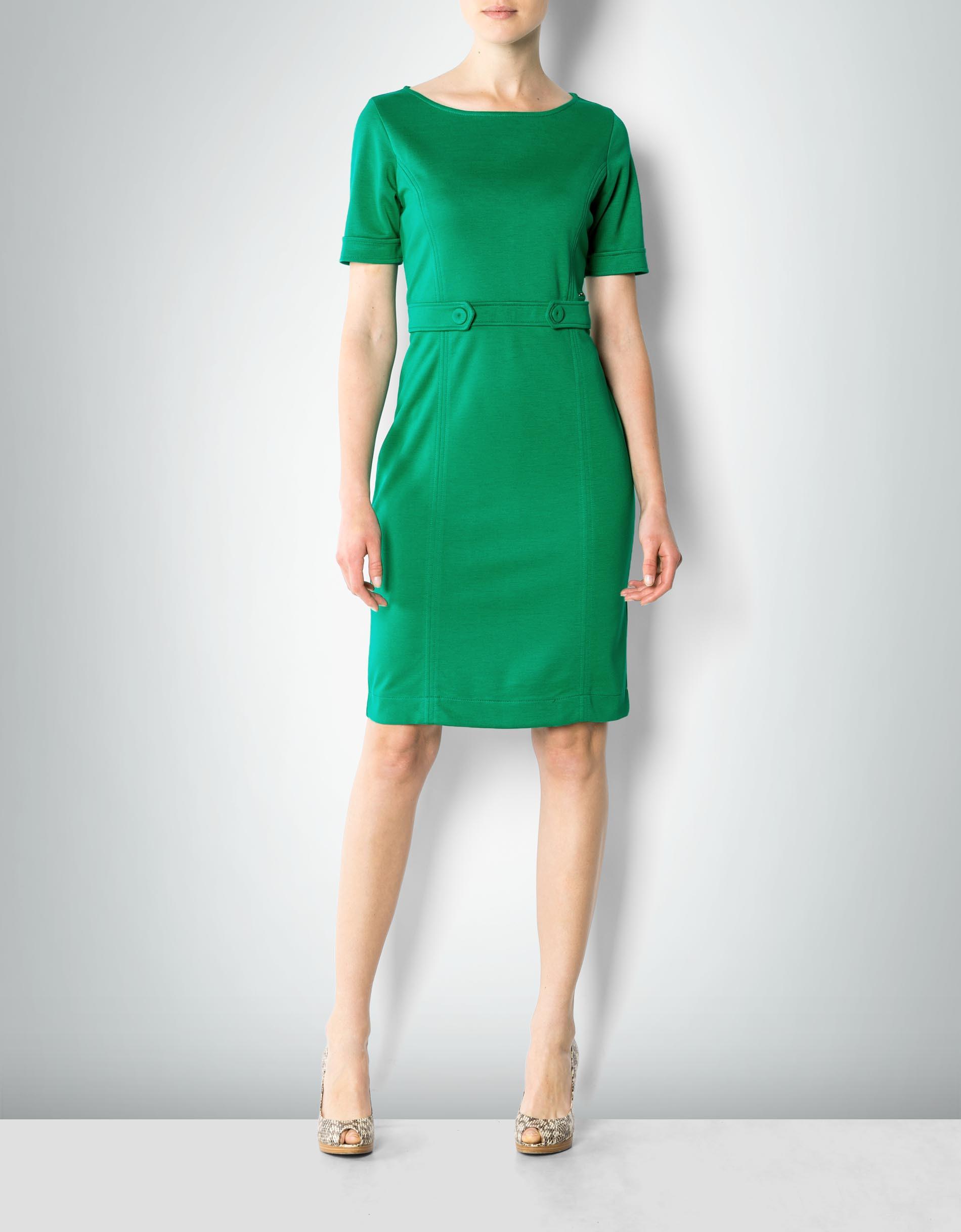 Cinque Damen Kleid Ciirena Grün Jersey Im Etuistil