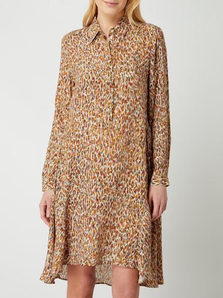 Cinque Kleid Aus Viskose Modell 'Cielia' In Weiß Online