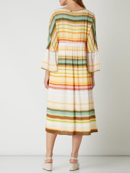 Cinque Kleid Mit Streifenmuster In Rosé Online Kaufen