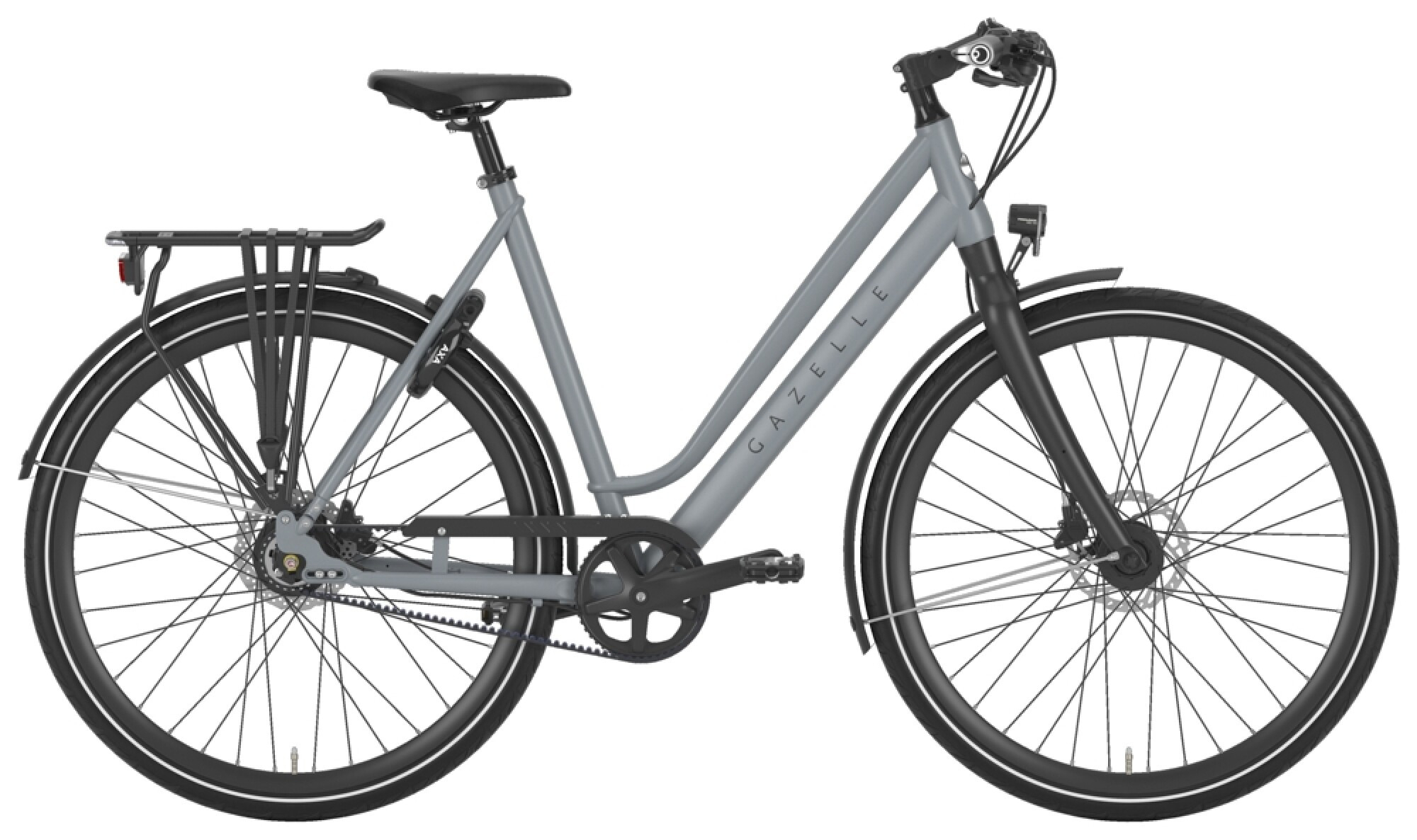 Citybike Gazelle Marco Polo Urban T8 2020 Bei Onbikexde