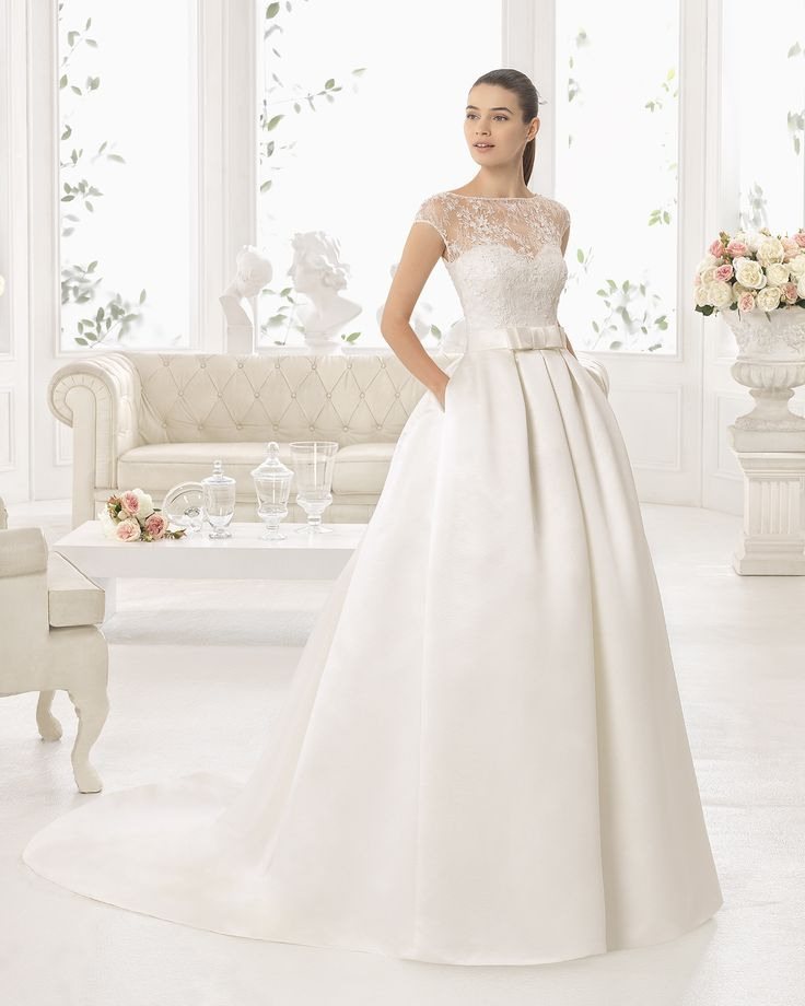 Clave  2017 Bridal Collection Aire Barcelona