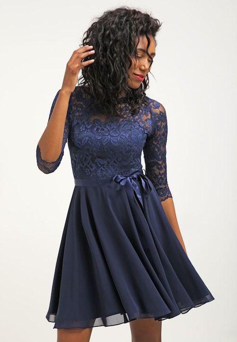 Cocktailkleid/Festliches Kleid  Dark Blue  Zalandode