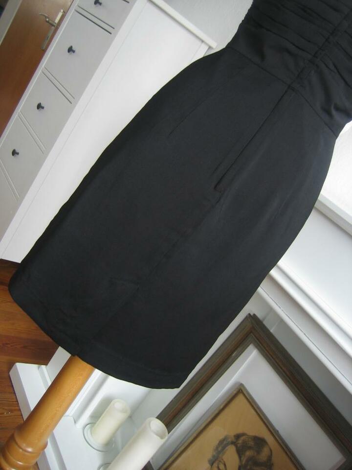 Cocktailkleid Hm 38 S Abiball Kleid Schwarz Abendkleid