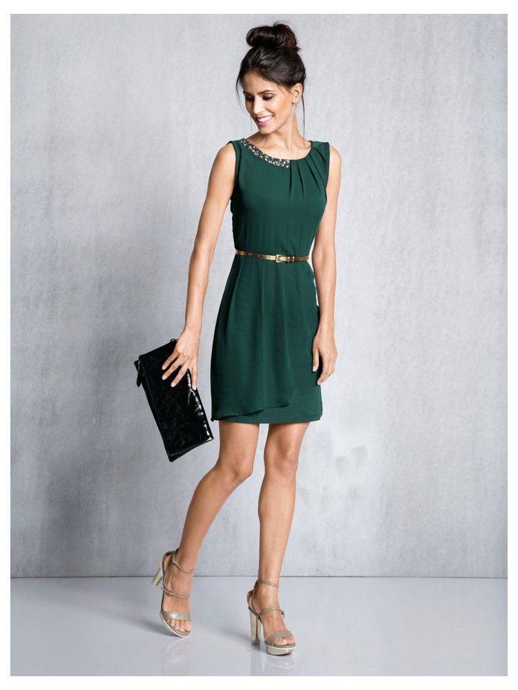 Cocktailkleid  Kleider Trauzeugin Kleid Und Kleidung