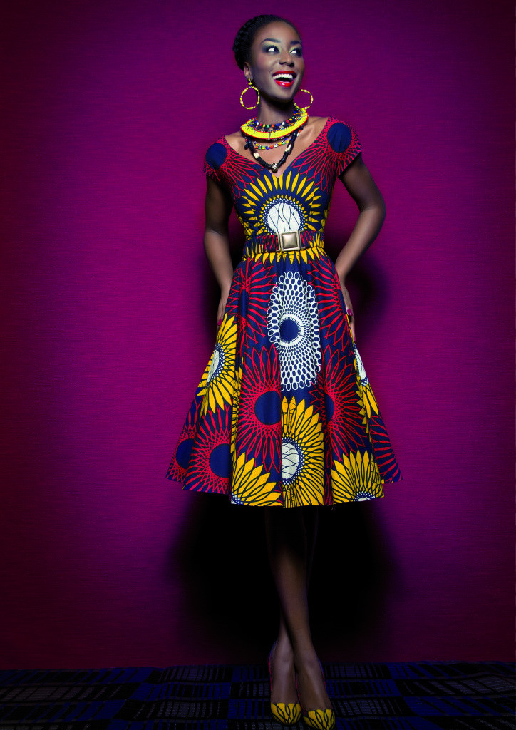 Collection Spring Summer 2015Hot Mama Africa  Lena
