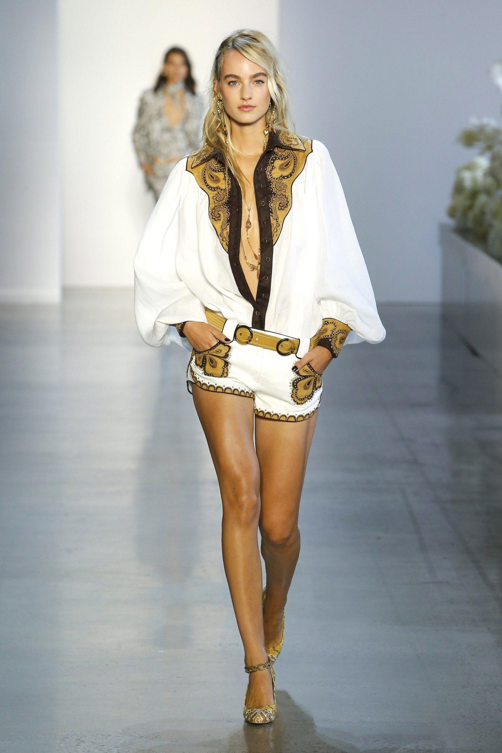 Collection  Zimmermann Spring 2019  New York Fashion