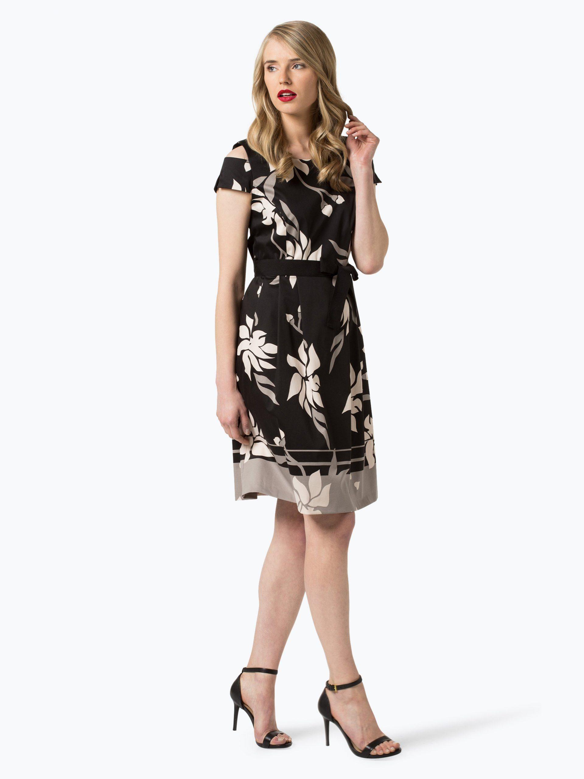 Comma Damen Kleid Online Kaufen  Vangraaf