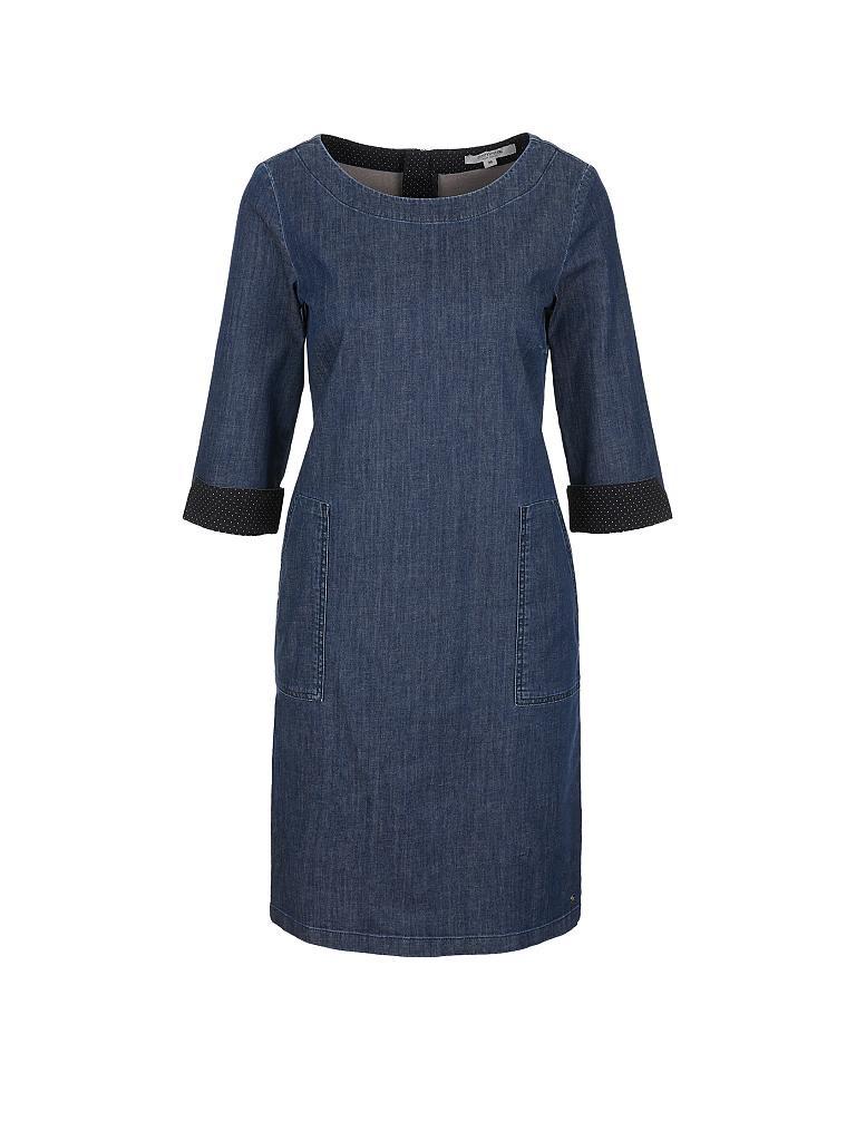 Comma Identity Kleid Blau  36