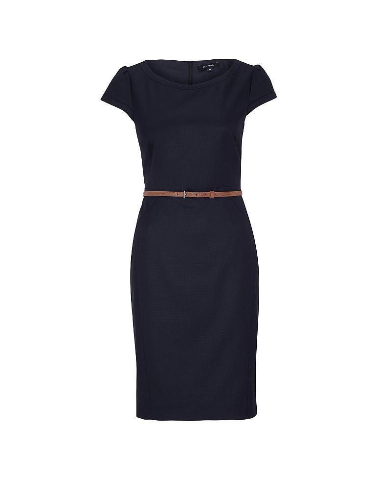 Comma Kleid Blau  36