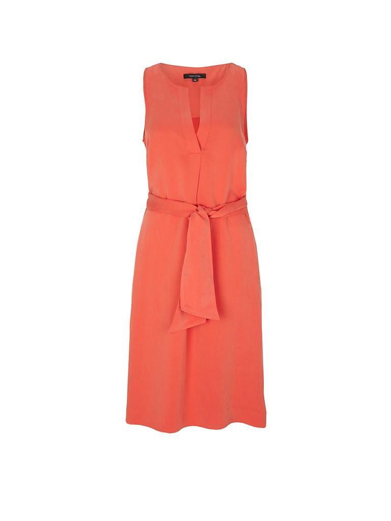 Comma Kleid Orange  32