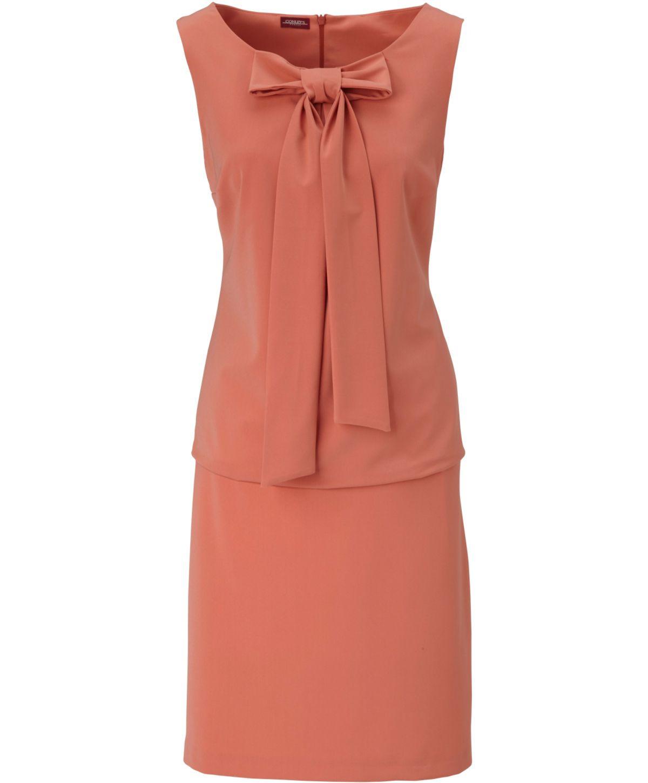 Conleys Purple Kleid  Kleid Mit Schleife Kleider Modestil