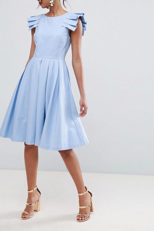 Coole Schultern  Hochzeitsoutfit Kleider Für