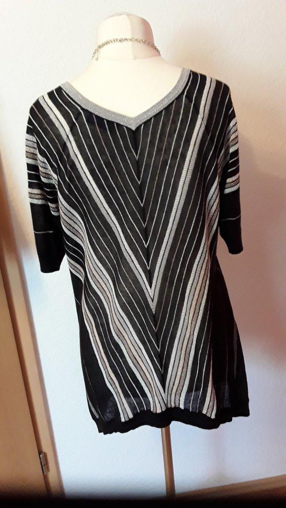 Cooler Rita Pfeffinger Pullover Longshirt Shirt Hse24