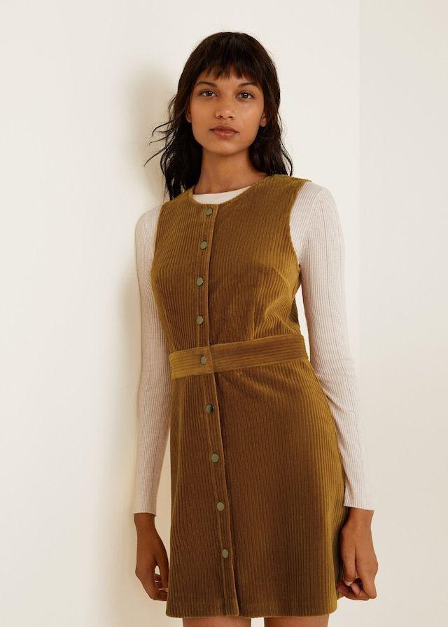 Cordkleid Mit Bildern  Coole Kleider Modestil Damenblusen