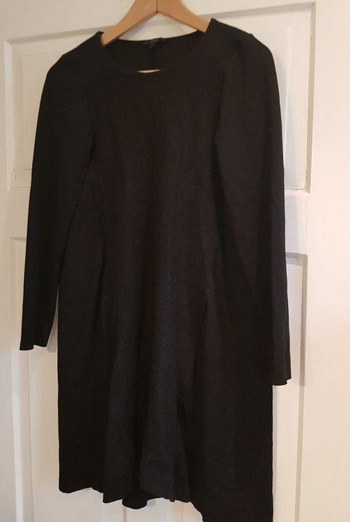 Cos Gr M Materialmix Kleid Kaufen Auf Ricardo