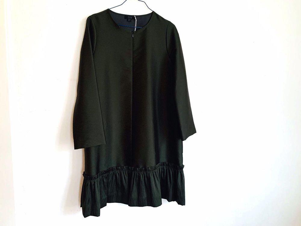 Cos Kleid Grün  Gr 40  Kaufen Auf Ricardo
