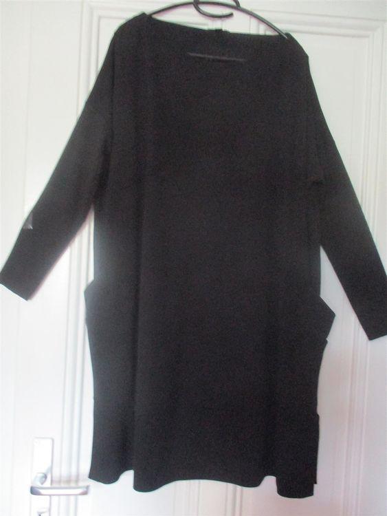 Cos Schwarzes Kleidshirt Lagenlook Sl  Kaufen Auf Ricardo