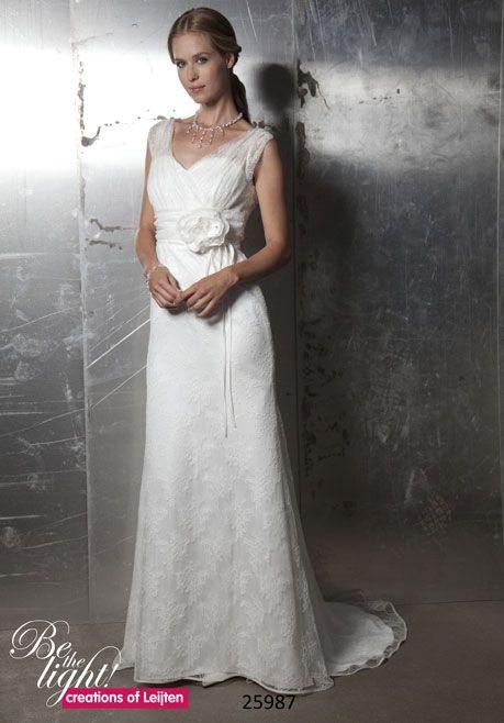 Creations Of Leijten  Kleid Hochzeit Brautkleid Und Braut