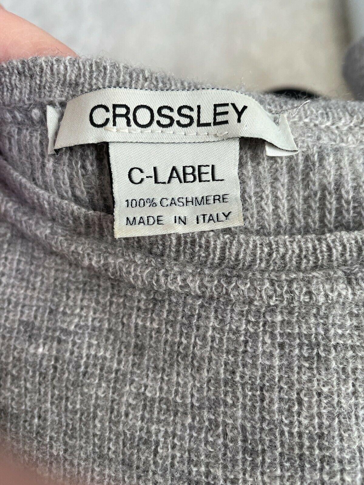 Crossley Kaschmir Pullover Kleid Gr M/ L In Nord  Hamburg